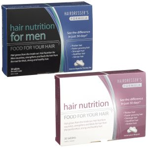 Hair Nutrition Packaging