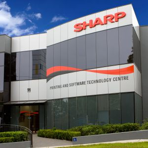 Sharp Building Design
